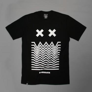 Zigzag Black
