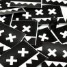 Plastic stickers (3 pieces)