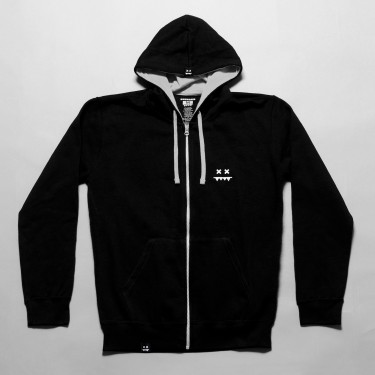 Shatterface Hoodie Gray