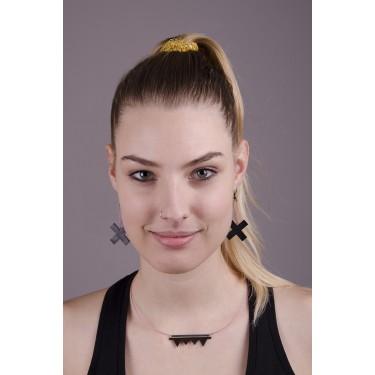 Necklace Vinyl Teeth (Small / Short)