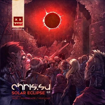 Chris.SU - Solar Eclipse EP