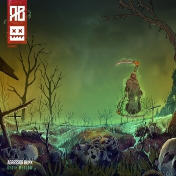 Agressor Bunx - Death Meadow EP