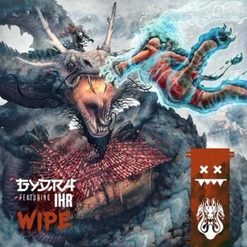 Gydra feat IHR - Wipe