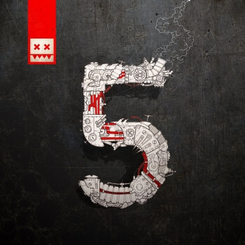 We are 5 years old - Eatbrain 5 Years Compilation