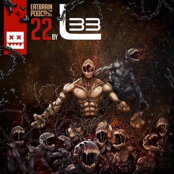 Eatbrain Podcast 022 by L 33