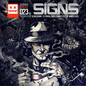 Eatbrain Podcast 023 by Signs