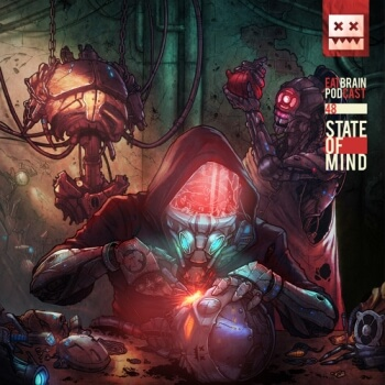 Eatbrain Podcast 048 by State Of Mind
