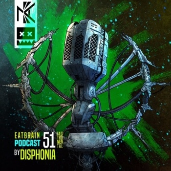 Eatbrain Podcast 051 by Disphonia [Instrumental]