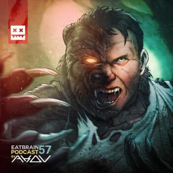 Eatbrain Podcast 057 by AKOV
