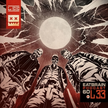 Eatbrain Podcast 060 by L 33