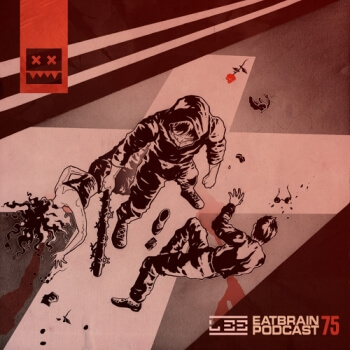 Eatbrain Podcast 075 by L 33