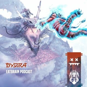 Eatbrain Podcast 122 by Gydra