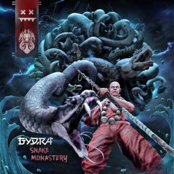 Gydra - Snake Monastery LP