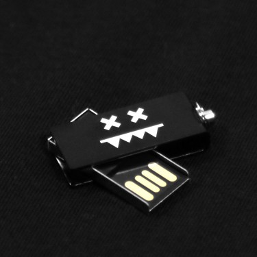 Eatbrain 8Gb metal USB stick