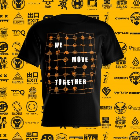 We Move Together Limited Edition T-Shirt