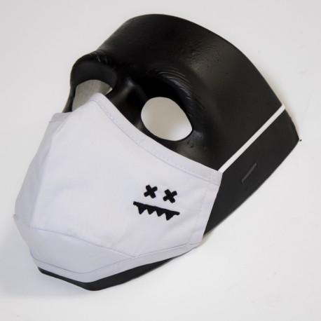 Face Mask Premium (Light Gray)