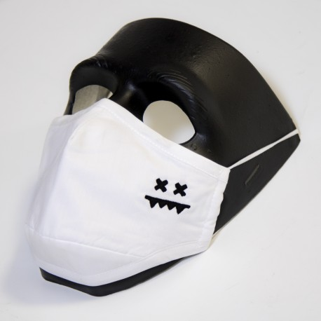 Face Mask Premium (White)